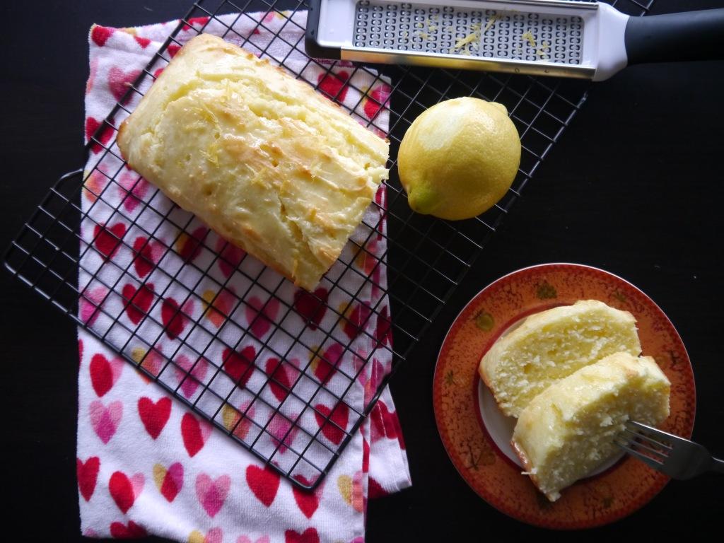 Gluten-free Lemon Pound Cake