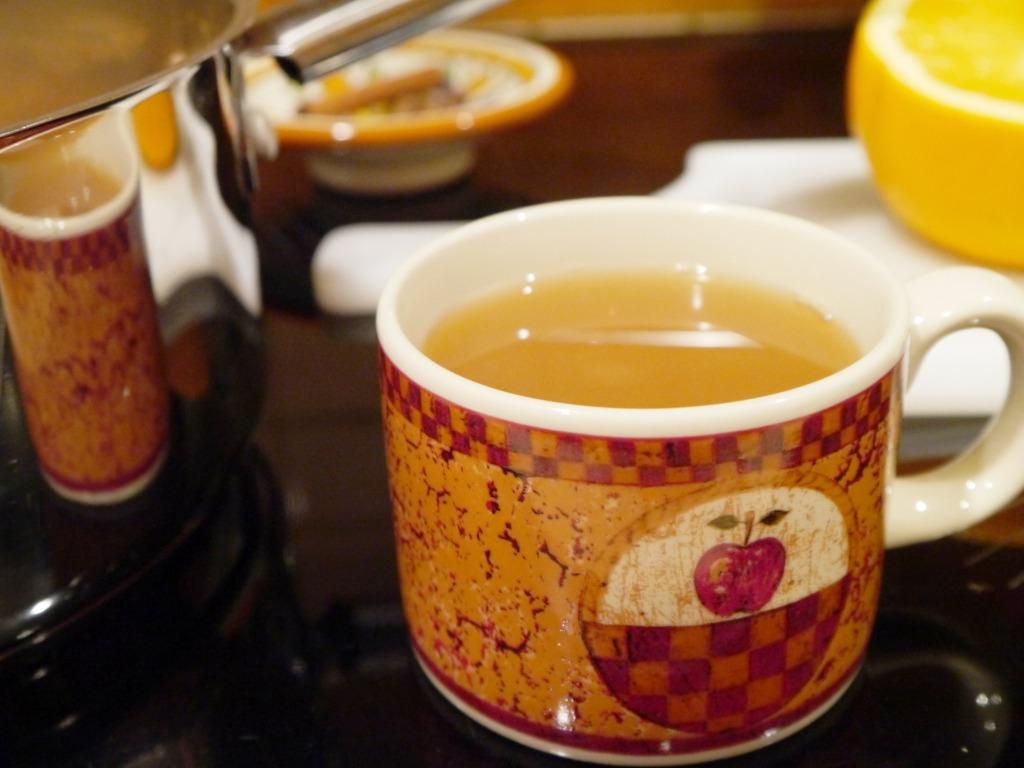 Mulled Cider in Mug